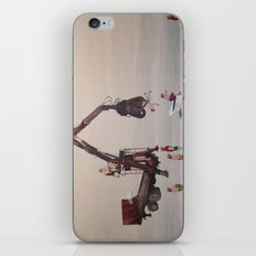the shower iPhone & iPod Skin