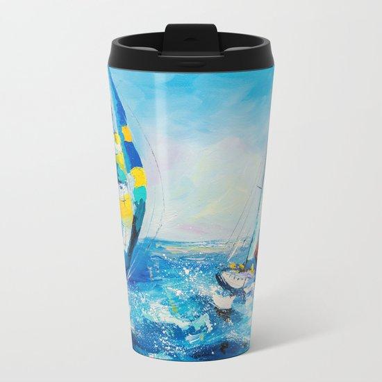 Regatta Metal Travel Mug