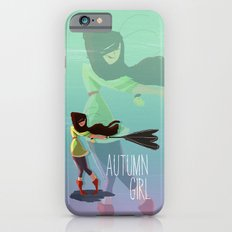 Autumn Girl Slim Case iPhone 6s