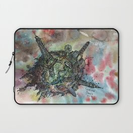 Surrealism of Chernobyl Laptop Sleeve
