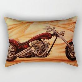 Chopper Rectangular Pillow