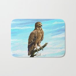 Wahlberg's Eagle Bath Mat