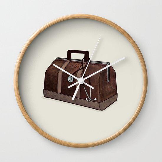 LOST Luggage / Jack Wall Clock