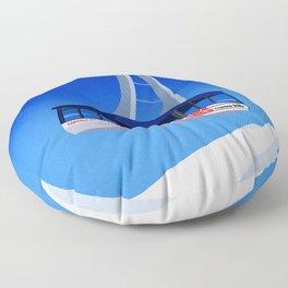 Tignes Floor Pillow