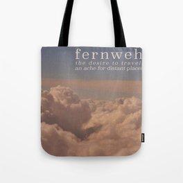 Fernweh Tote Bag