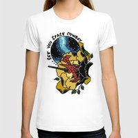 bebop T-shirts featuring Cowboy Bebop Swordfish II by Carrie South