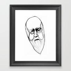 hubert Framed Art Print
