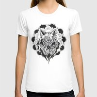 bad wolf T-shirts featuring Bad Wolf by Carina Maitch