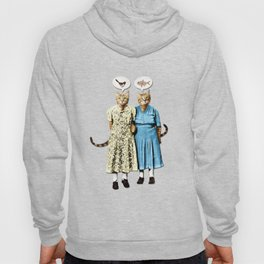 Two Cool Kitties: What's for Lunch? Hoody