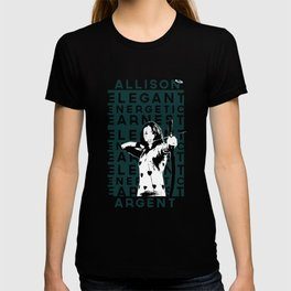 Ally A saves the day T-shirt
