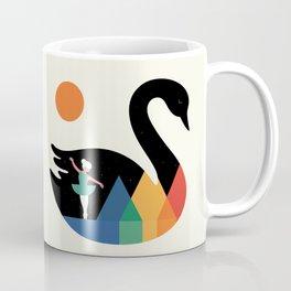 Swan Dance Coffee Mug