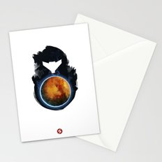 Metroid Prime Stationery Cards
