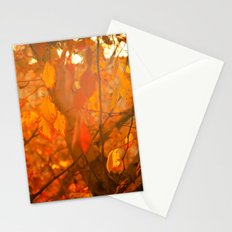 Fire  Fantasy Stationery Cards