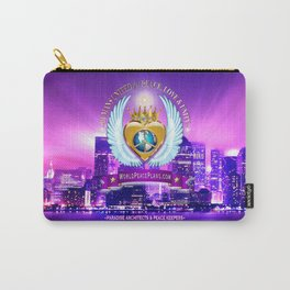 Study Peace, Love & Unity Carry-All Pouch