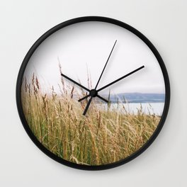Grass Whisper Wall Clock