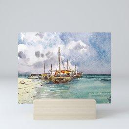 Zanzibar Mini Art Print