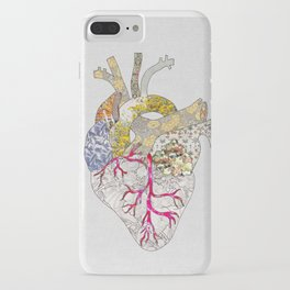 my heart is real iPhone Case