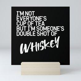 Whiskey Mini Art Print