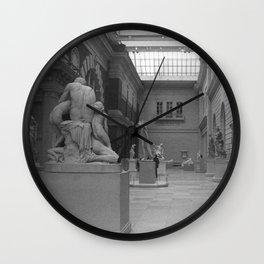 Marble Room 3 Wall Clock