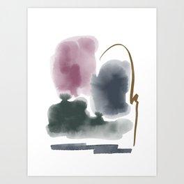 Introversion XI Art Print