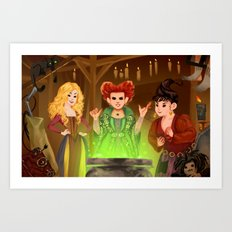 HP Art Print