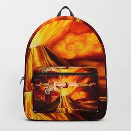 Pole Stars - Aries Backpack
