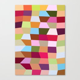 The Jelly Beans Canvas Print