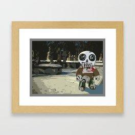 """""""The Reserection"""" Framed Art Print"""