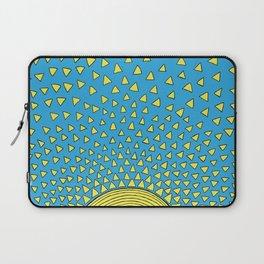 Playful Sunshine Laptop Sleeve