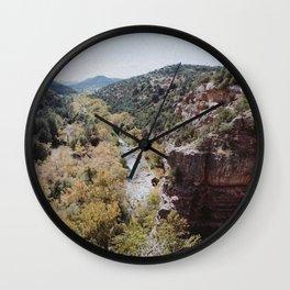 SEDONA IV Wall Clock