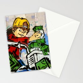 Paper Boy Color Royal Stain Stationery Cards