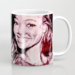 Gabrielle & Dwayne Coffee Mug