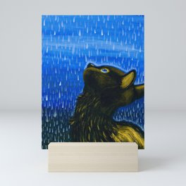 Rainy Day Mini Art Print
