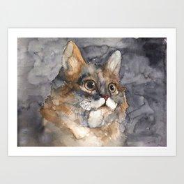 CAT #1 Art Print