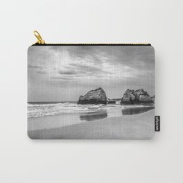 Stone beach Praia da Rocha Carry-All Pouch