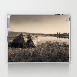 The Old Fishing Boats Laptop & iPad Skin