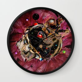 Unchained Wall Clock