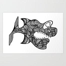 Symbiosis Art Print
