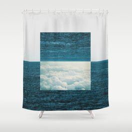 Idealism and Joy #society6 Shower Curtain