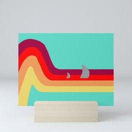 Big Wave Mini Art Print