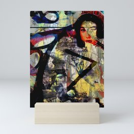 Rodney and Broome Mini Art Print