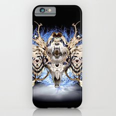 Old West Bones and Tumble Weed II iPhone 6s Slim Case