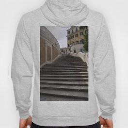 Up the Top of the Spanish Steps Hoody