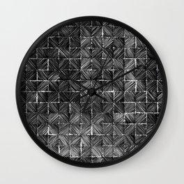 Ink Stitch: Onyx Wall Clock