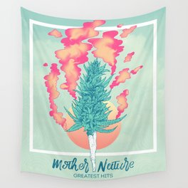 Gift of Mother Nature Wall Tapestry