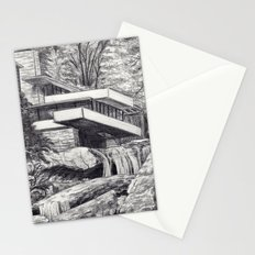 Frank Llyod Wright Stationery Cards