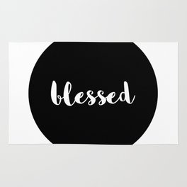 blessed Rug