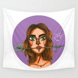 Sagitario Wall Tapestry