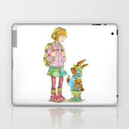 Indie Pop Girl at Fuji Rock Fest Laptop & iPad Skin