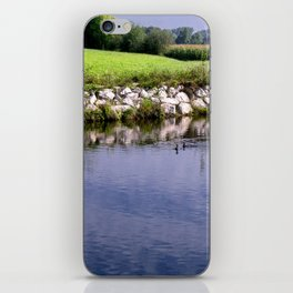 River Danube iPhone Skin